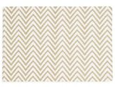 Shiraleah Skandium Metallic Chevron Placemats/Set of 4