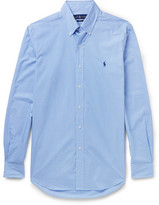 Polo Ralph Lauren Button-Down Collar Gingham Cotton Shirt