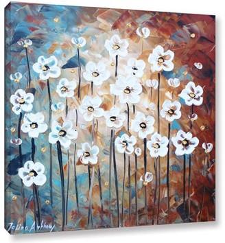 ArtWall Jolina Anthony Spring Blooms Wall Art