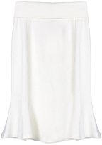 Yoana Baraschi Voyager Luxe Skirt In Ivory