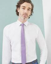 Ted Baker Mini design linenblend shirt