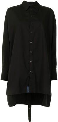 Yohji Yamamoto Longline Tunic Shirt