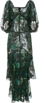 Anna Sui Moonlight Garden Dress