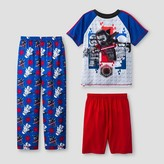 Lego Boys' Star Wars Pajama Set - Blue