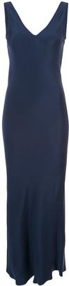 Voz maxi shift dress