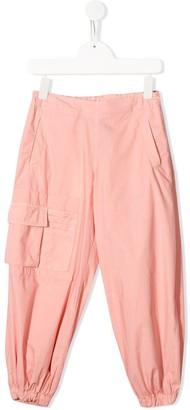 Fendi Track Style Trousers