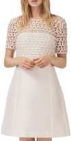 French Connection Consenza Bridal Dress, Summer White