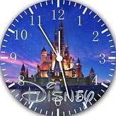 "Ikea Disney Castle Wall Clock 10""Nice Gift Wall Decor E19"
