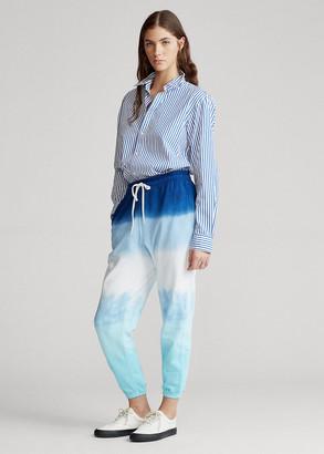 Ralph Lauren Tie-Dye Terry Sweatpant