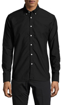 Billy Reid Oxford Cotton Sportshirt