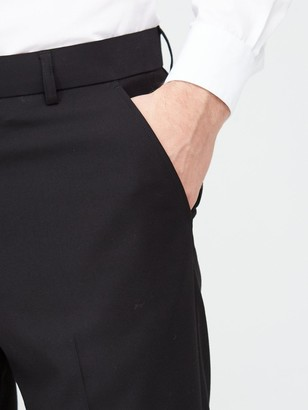 Very Man StretchRegular Suit Trousers - Black