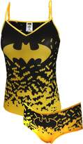 DC Comics Batman Cami/Panty Mesh Set