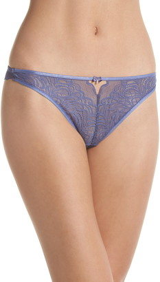 B.Tempt'd Undisclosed Lace Thong