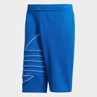 adidas Men's Big Trefoil Outline Shorts