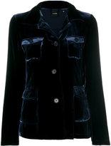 Aspesi velvet cargo jacket