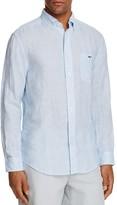 Vineyard Vines Linen Stripe Tucker Classic Fit Button-Down Shirt