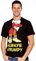 Disney Always Grumpy Headless Mens T-Shirt
