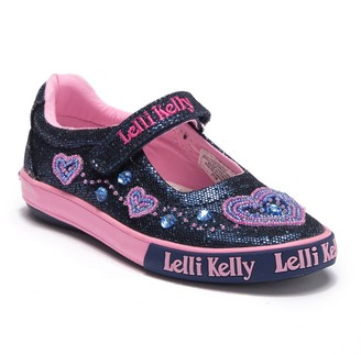Lelli Kelly Kids Ava Dolly Embellished Mary Jane Sneaker (Toddler, Little Kid, & Big Kid)