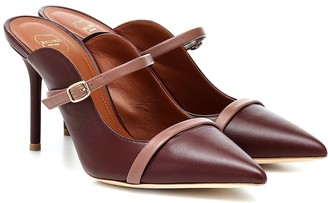 Malone Souliers Melody 85 leather mules