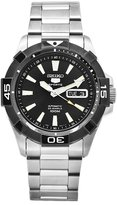 Seiko Men's SNZH13 Sports Stainless-Steel Automatic Exhibition 100M Watch