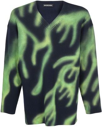 Balenciaga Ribbed Sweater