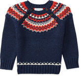 Ralph Lauren Cotton Raglan Sweater