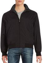 Weatherproof Zip-Front Jacket