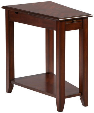 Progressive Furniture Chairsides II End Table