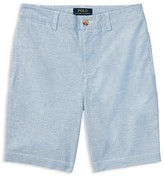 Ralph Lauren Boys' Oxford Suffield Shorts - Big Kid
