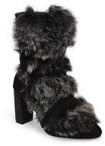 Charles by Charles David Women's Alberta Faux Fur Boot