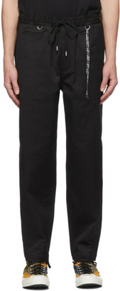 Mastermind Japan Black Chino Lounge Pants