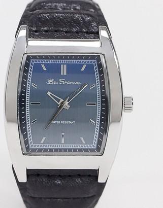 Ben Sherman black strap watch