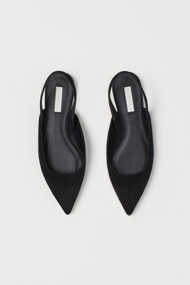 H&M Pointed Ballet Flats
