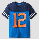 Cat & Jack Boys' Sport Graphic T-Shirt Cat & Jack - Colbalt Blue XL