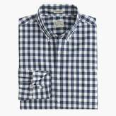J.Crew Secret Wash shirt in faded gingham