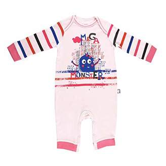 Cute Monster Baby Onesie - Size - 12 Months (80cm)