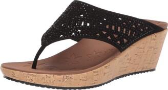 Skechers Women's Beverlee - Summer Visit Sandals