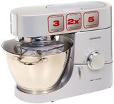 Kenwood Chef - Silver - KMC011