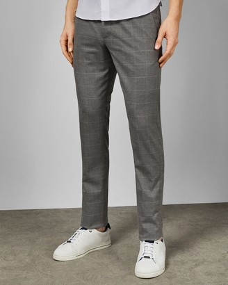 Ted Baker Checked Trousers