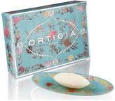 Ortigia Florio Glass Plate & Soap Set
