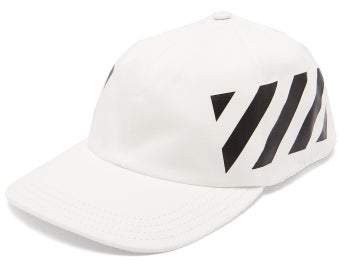 7b66584473d855 Men Off White Hat - ShopStyle