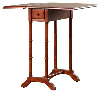 Thumbnail for your product : Butler Masterpiece Console End Table with Storage Color: Umber