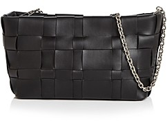 3.1 Phillip Lim Odita Medium Lattice Leather Pouch