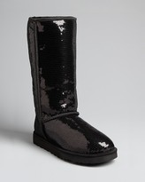 UGG Shearling Boots - Classic Tall Sparkles