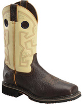 """Men's Double H 13"""" Wide Square Composite Toe Western Work Boot"""