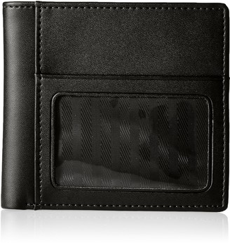 Royce Leather Men's Double Id Wallet in Leather