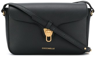 Coccinelle Beat Soft Grain Leather cross-body bag
