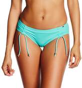 Skiny Women's Shorts Bikini Bottoms - Black -