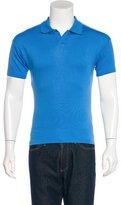 Acne Studios Short Sleeve Polo Shirt