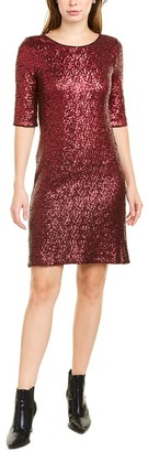 Betsey Johnson Sequin Shift Dress